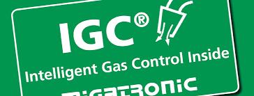 igc-migatronic -заваряване
