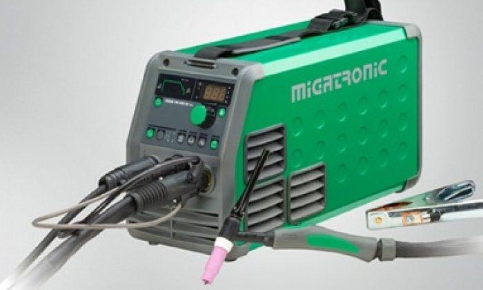 migatronic focus tig 200 dc виг заваряване с аргон