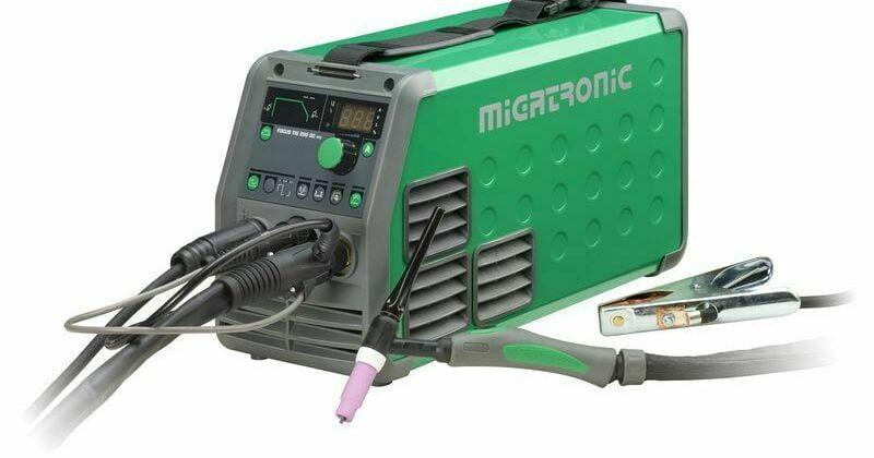 ВИГ аргонов заваръчен апарат Migatronic Focus TIG 200 DC HP