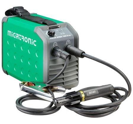 migatronic focus stick 120a, инверторен електрожен