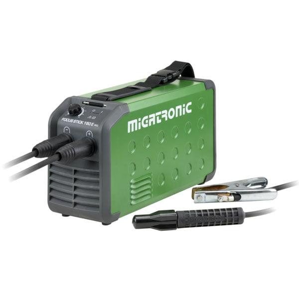 Инверторен електрожен MIGATRONIC Focus Stick 161 E PFC Image