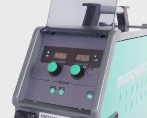 migatronic-omega-yard-basic-контролен-панел