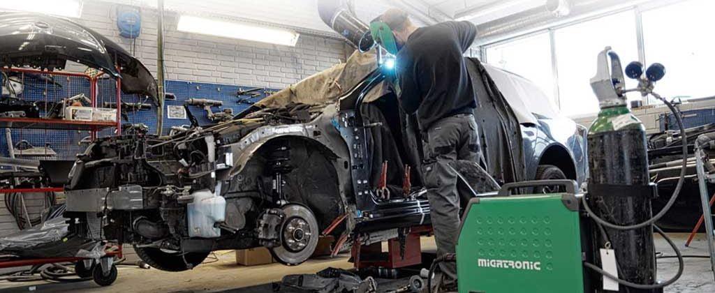 migatronic automig заваръчна техника за автосервизи