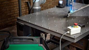 migatronic cowleder кобот за роботизирано миг/маг и виг заваряване