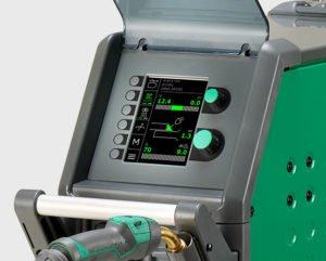 migatronic automig 300 pulse контролен панел