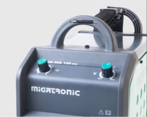 migatronic-focus-mig-130 контролен панел