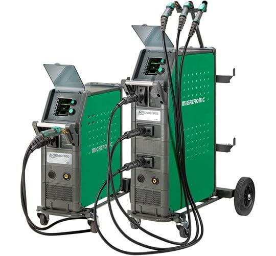 migatronic automig 300 pulse