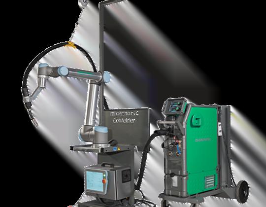 cowelder migatronic колаборативен заваръчен робот