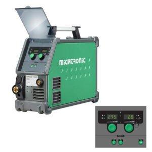 Трифазен телоподаващ инвертор за работа в сурови условия MIGATRONIC Omega Yard 300 А Basic Image