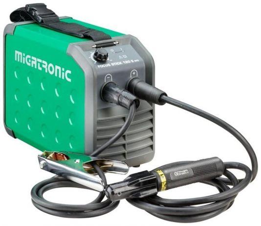 Инверторен електрожен MIGATRONIC Focus Stick 120 E PFC Image