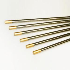 Волфрамов електрод BINZEL WLa 15 златен, 1.6 Image