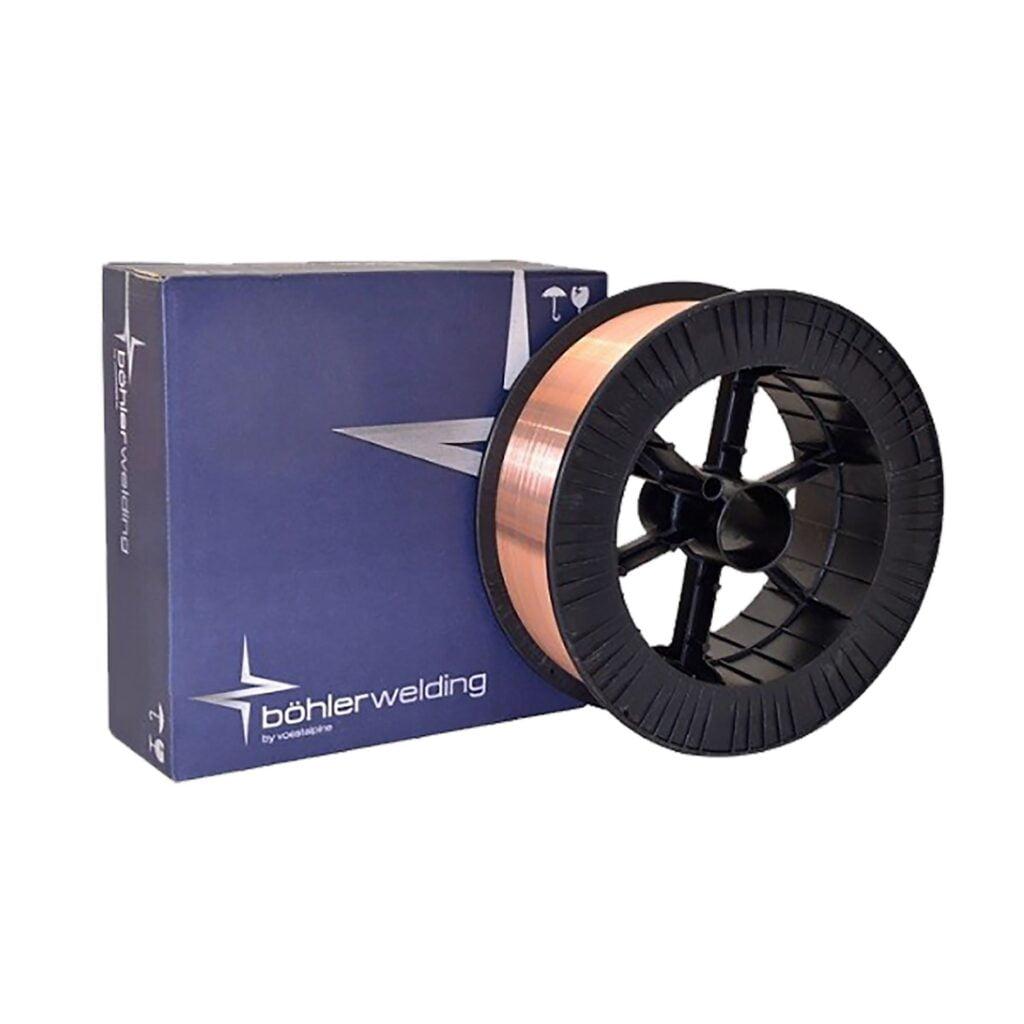 Тел за заваряване Bohler SG2, 0.8mm, 5 kg Image